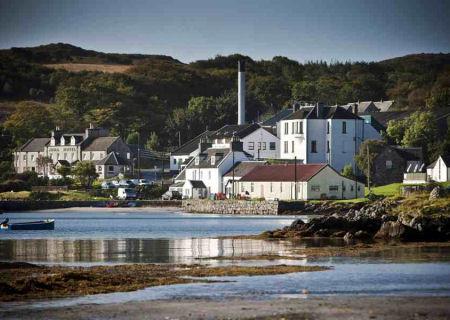 Whiskyreise Hebriden