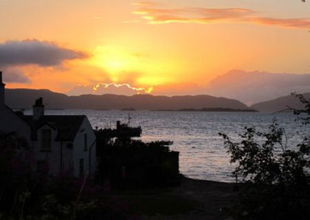 Segelreise Skye / Hebriden